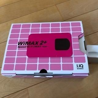 モバイルルーター UQ WiMAX ワイマックス WX02