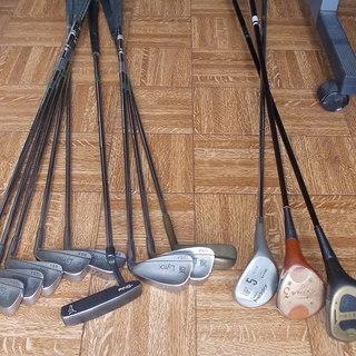 【取引終了】ゴルフクラブセット I:リンクス、P:PING、チッ...