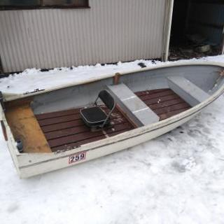 【免許不要】ボート(オール付)【3m以内仕様】
