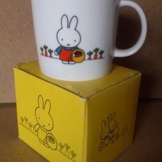 【未使用】 ローソン ミッフィーマグカップ 【非売品】