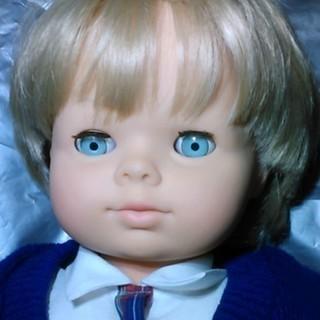 ゴッツ社 グレゴリー ドール 抱き人形 男の子