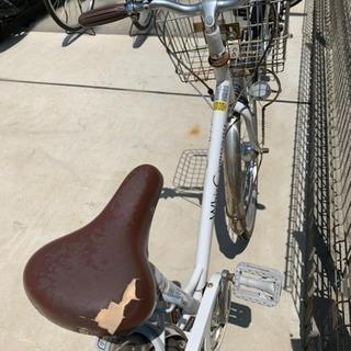 自転車 24インチ ジュニア用