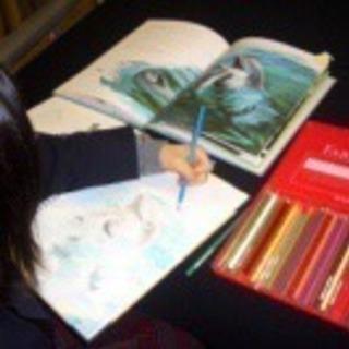京都北山 アトリエ喜心の絵画教室