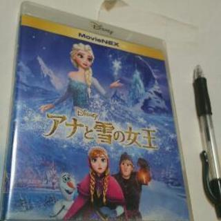 DISNEY  アナと雪の女王Blu-rayDVD