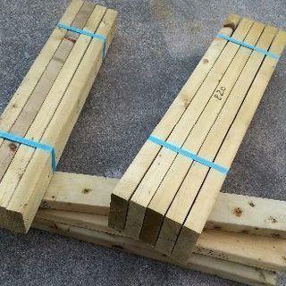 ガーデン用・日曜大工用の木材