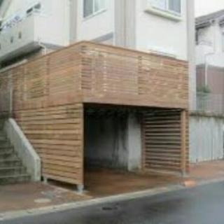 5%OFFキャンペーンお庭に車庫を建てませんか?