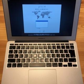 Mac Book Air 11inch Mid 2013 SSD...