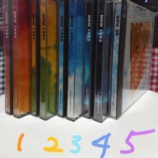 NOWシリーズ(洋楽オムニバスCD2枚組)です。