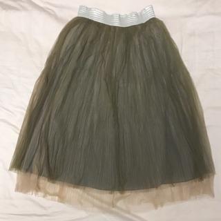 【値下げ中】チュチュ風スカート