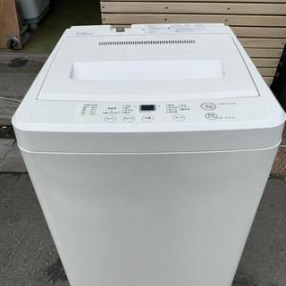 洗濯機 無印 4.5kg洗い 一人暮らし 単身用 AQW-MJ4...