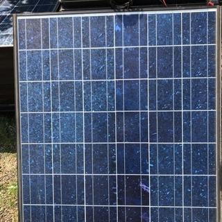 太陽光電池モジュール/ソーラーパネル145w 日本製 (残り10枚)