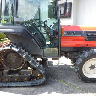 クボタトラクターパワクロGL367 36馬力