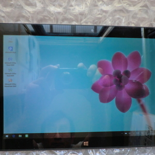2-in-1タブレットPC WindowsとAndroidの2つ...