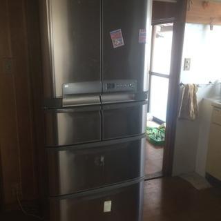 2006年サンヨー電気冷蔵庫