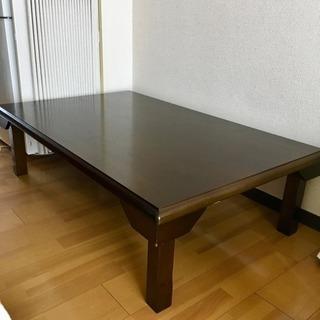 折りたたみ 座卓 ローテーブル 1000円