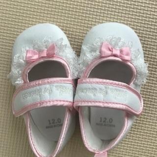 未使用の靴。サイズ12.0