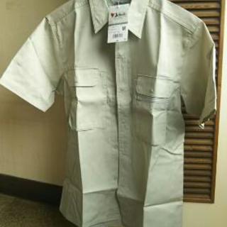 ⭐半袖 作業着👷メンズ 作業衣 作業服 Mサイズ