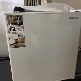 2018年製1ドア冷蔵庫