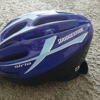 【お譲り先決定】子供用ヘルメット(ブルー)