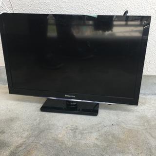 【中古】HISENSE ハイビジョンLED液晶テレビ