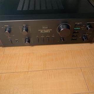 SANSUI AU-D607X プリメインアンプ 名機  美品