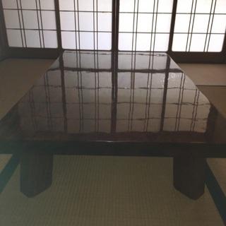 (交渉中)座卓無料で差し上げます