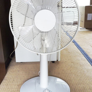 扇風機 YUASA YT-3009M(WH)2011年製…