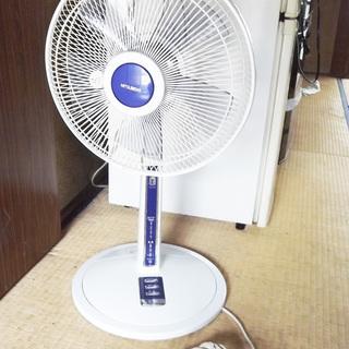 三菱 扇風機 R30-RK 2009年製 動作品 こもれび…