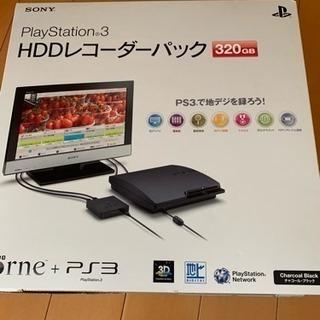 PS3(CECH-3000B.320G)+Torne
