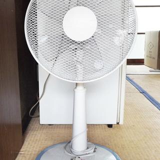 扇風機 YUASA YT-3003M(WH)タイマー付き 20...