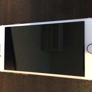 [売ります]iphone8 au ピンクゴールド [終了しました]