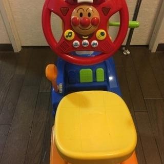 アンパンマン ドライブ遊具