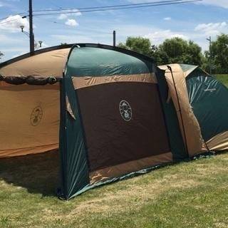 キャンプシーズン到来 キャンプ用品レンタル