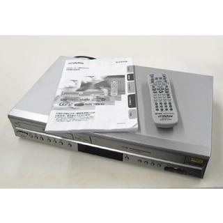 Victor ビクター DVDプレーヤー一体型VHSビデオデッキ...
