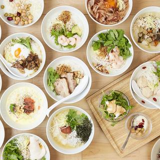 女性も活躍!台湾フードでアルバイト&正社員同時募集!お粥と麺のお店です☆