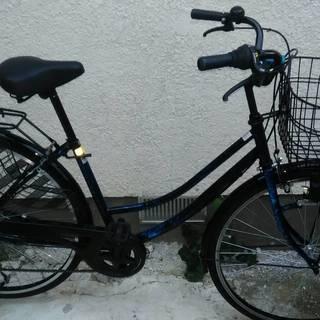使用期間1か月の自転車 ギア付き