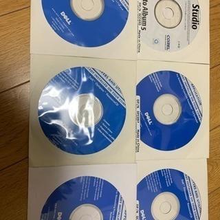 DELL用 ソフトCDセット