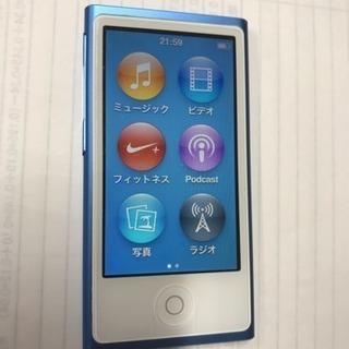 値下げセール iPod nano 第7世代