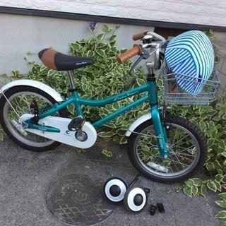 自転車 幼児用 16インチ コーダブルーム キッズ自転車