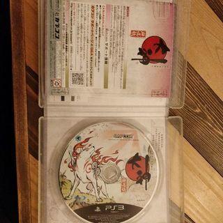 PS3ゲームソフト大神 500円