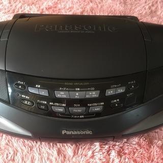 ポータブル ステレオ CD