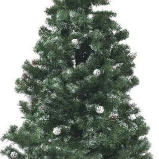 クリスマスツリー+ツリー用電飾