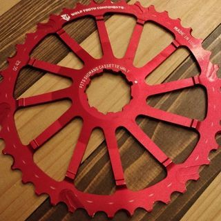 Wolf Tooth Components GC42 5000円