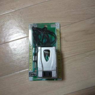 海外用 変圧器 240V70W