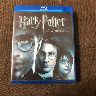 ハリーポッター8作品Blu-rayボックス新品