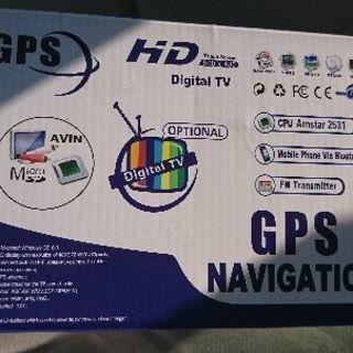 GPSナビゲーション、ワンセグ内蔵!!