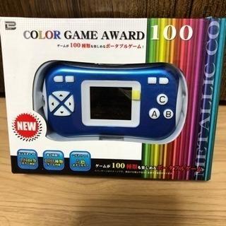 新品未使用品!ポータブルゲーム100