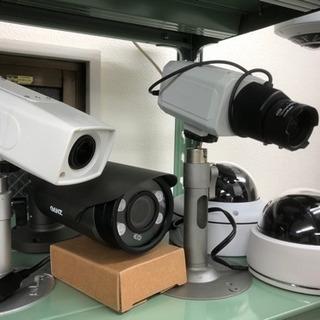 実績のある防犯カメラ