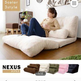 (取引中)折り畳みシングルベッド?ソファー?