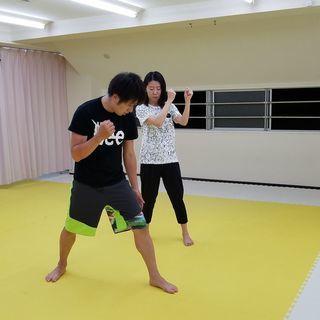 『アソ部格闘技』キックボクシング体験希望者募集(女子も多数) - 渋谷区